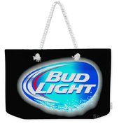 Bud Light Splash Weekender Tote Bag
