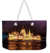 Buda Parliament  Weekender Tote Bag