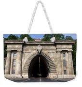 Buda Tunnel In Budapest Weekender Tote Bag