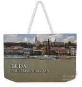 Budapest Weekender Tote Bag