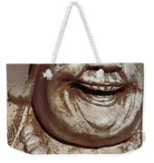 Buddha 15 Weekender Tote Bag