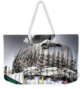 Buddha Aura Weekender Tote Bag