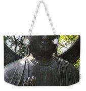Buddha Detail Weekender Tote Bag