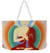 Buddha Maitreya Weekender Tote Bag
