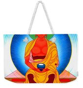 Buddha Of Infinite Light 39 Weekender Tote Bag