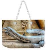 Buddha's Hand Weekender Tote Bag by Adrian Evans