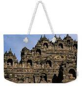 Buddhas Of Borobudur Weekender Tote Bag