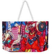 Buddhist Dancers 2 Weekender Tote Bag