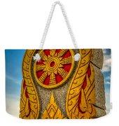 Buddhist Icon Weekender Tote Bag