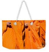 Buddhist Monks 02 Weekender Tote Bag