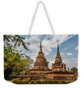 Buddhist Park Weekender Tote Bag