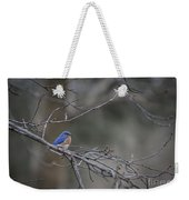 Budding Bluebird Weekender Tote Bag