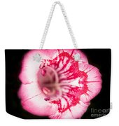 Budding Flower Weekender Tote Bag