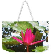 Budding Majesty  Weekender Tote Bag
