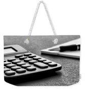 Budgeting  Weekender Tote Bag