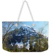 Buds And Glaciers  Weekender Tote Bag