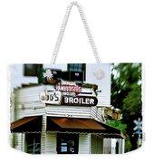 Bud's Broiler - Frame Weekender Tote Bag