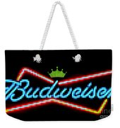 Budweiser 2 Weekender Tote Bag