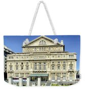 Buenos Aires Opera House - Argentina -  Weekender Tote Bag