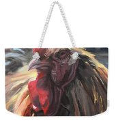 Buff Orpington Cockerel Weekender Tote Bag