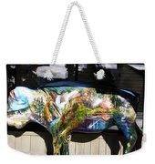 Buffalo Art Weekender Tote Bag
