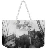 Buffalo Bill Performers Weekender Tote Bag