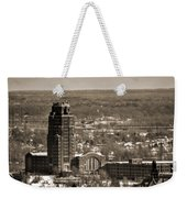 Buffalo Central Terminal Winter 2013 Weekender Tote Bag