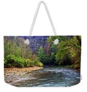 Buffalo River Downstream Weekender Tote Bag