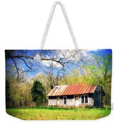 Buffalo River Homestead Weekender Tote Bag by Marty Koch