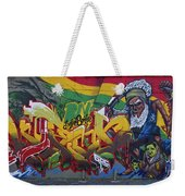 Buffalo Soldier Weekender Tote Bag