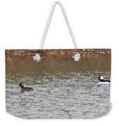 Buffleheads 4 Weekender Tote Bag