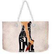 Buffy The Vampire Slayer Weekender Tote Bag