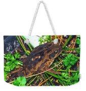 Bufo Toad Weekender Tote Bag