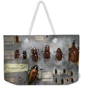 Bug Collector - The Insect Collection  Weekender Tote Bag by Mike Savad
