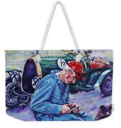 Bugatti-angouleme France Weekender Tote Bag by Derrick Higgins
