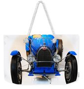 Bugatti Sport Type 51a Weekender Tote Bag