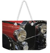 Bugatti Typ 57 Of 1935 Classic Car Weekender Tote Bag