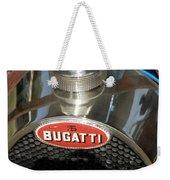 Bugatti Type 35 Weekender Tote Bag