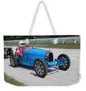 Bugatti Type 35 Racer Weekender Tote Bag