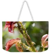 Bugs Are Hungry Weekender Tote Bag