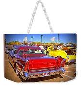 Buick Classic Weekender Tote Bag