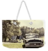 Buick For Sale Two Weekender Tote Bag