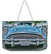 Buick Grills-hdr Weekender Tote Bag