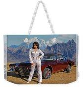 Buick Riviera Lowrider Weekender Tote Bag