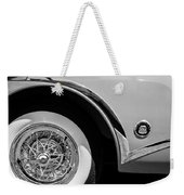 Buick Skylark Wheel Emblem Weekender Tote Bag