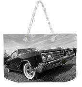 Buick Wildcat 1968 Weekender Tote Bag