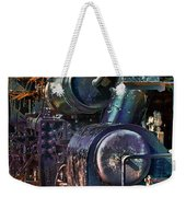 Build For Comfort Not For Speed Weekender Tote Bag by Gunter Nezhoda
