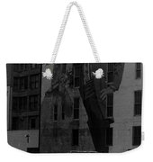 Building Art Weekender Tote Bag