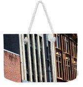 Building Lines Weekender Tote Bag