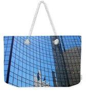 Building Mosaic Weekender Tote Bag